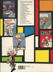 Verso de Les petits hommes -17b1989- le trou blanc