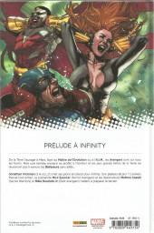Verso de Avengers (Marvel Now!) -3- Prélude à Infinity