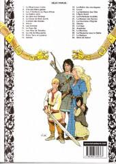 Verso de Thorgal -11b05- Les Yeux de Tanatloc