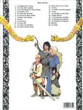 Verso de Thorgal -15c 98- Le Maître des Montagnes