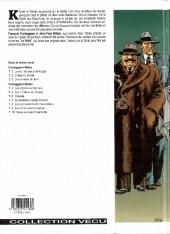 Verso de De silence et de sang -4a96- Les vêpres siciliennes