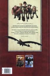Verso de Dragons (DreamWorks) -1- Tombé du ciel