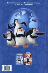 Verso de Les pingouins de Madagascar (Soleil) -1- Complètement givrés