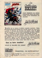 Verso de El Bravo (Mon Journal) -22- La mine tragique