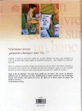Verso de Un petit livre oublié sur un banc -2- Volume 2/2
