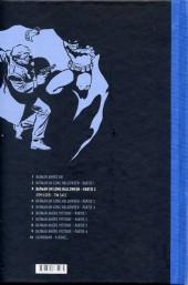 Verso de Batman (Le Soir) -3- Un Long Halloween - Partie 2