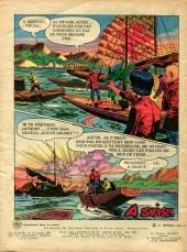 Verso de Garry (sergent) (Imperia) (1re série grand format - 1 à 189) -151- Ling l'espion