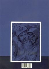 Verso de Les anges visiteurs -HS1- Eva - Art book