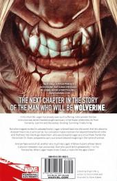 Verso de Wolverine: Origin II (2014) -INT- Origin II