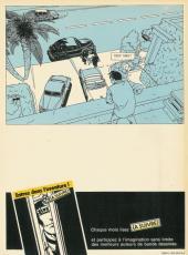 Verso de Ray Banana -1- Berceuse électrique