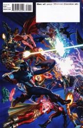 Verso de Free Comic Book Day 2015 - Secret Wars #0