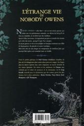 Verso de L'Étrange vie de Nobody Owens -1- Volume 1