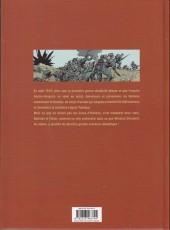 Verso de La druzina - 1914 - 1918