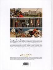 Verso de Les grands Peintres -4- Georges de La Tour
