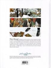 Verso de Les grands Peintres -5- Pieter Bruegel