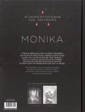 Verso de Monika -1- Les Bals Masqués