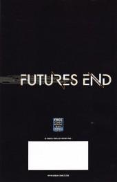 Verso de Futures End -0FCBD- Futures End #0 - Free Comic Book Day 2015