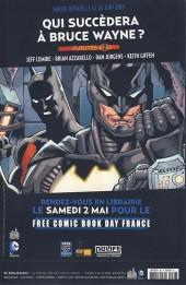 Verso de Batman Saga -36- Numéro 36