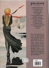 Verso de Jessica Blandy -3b1998- Le diable à l'aube