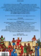 Verso de Alix (Les Voyages d') -INT- La Grèce