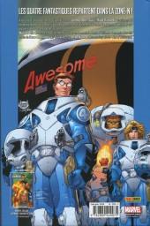 Verso de Ultimate Fantastic Four -INT2- Fatalis