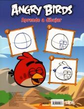 Verso de Angry Birds - El cómic -HS- Aprende a dibujar