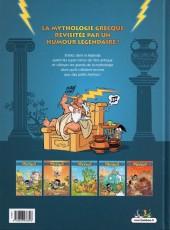 Verso de Les petits Mythos -5- Détente aux enfers