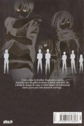 Verso de L'attaque des Titans -13- Tome 13