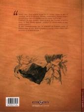 Verso de L'envolée sauvage -1a- La Dame Blanche