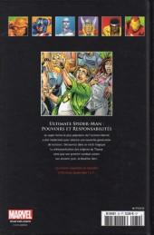 Verso de Marvel Comics - La collection (Hachette) -3223- Ultimate Spider-Man - Pouvoirs et Responsabilités