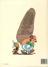 Verso de Astérix -13d1987- Astérix et le chaudron