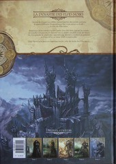 Verso de Elfes -5a15- La dynastie des elfes noirs