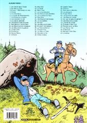 Verso de Les tuniques Bleues -4b2007- Outlaw