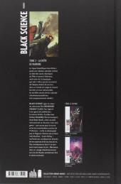 Verso de Black Science -2- La Boîte de Pandore