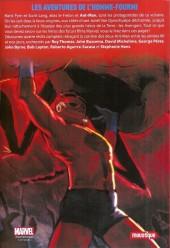 Verso de Marvel (Moustique) -6- Ant-Man : Les aventures de l'homme-fourmi