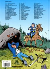 Verso de Les tuniques Bleues -5b2006- Les déserteurs