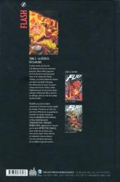 Verso de Flash (DC Renaissance) -2- La Révolte des lascars