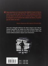 Verso de Wake Up America -2- 1960-1963