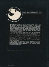 Verso de Valérian (16/22) -454- Par les chemins de l'espace