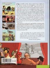 Verso de Frères Lumière (La Grande Aventure des) - La grande aventure des Frères Lumière