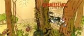 Verso de Mini-récits et stripbooks Spirou -MR4022- Vermisseaux - Mic-mac à Flac-les-Plages