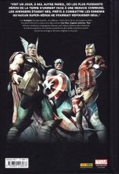 Verso de Avengers : Nous sommes les Avengers