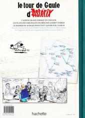 Verso de Astérix (albums Luxe en très grand format) -5- Le tour de Gaule d'Astérix