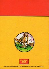 Verso de Bessy poche (DPE) -1- La vallée des serpents