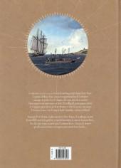 Verso de Entre terre & mer -2- Le Vieux Terre-Neuvas