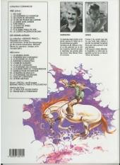 Verso de Comanche -1d1989- Red Dust