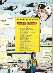 Verso de Buck Danny -3b1967- La revanche des fils du ciel