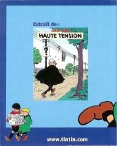 Verso de Quick et Flupke -6- (Casterman, Mini-récits) - Baby Sitting