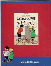 Verso de Quick et Flupke -6- (Casterman, Mini-récits) - Maraude