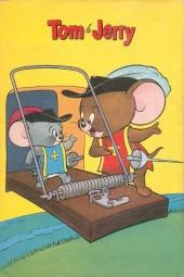 Verso de Tom et Jerry (Puis Tom & Jerry) (2e Série - Sage) -2- Un Vrai Conte de Fées